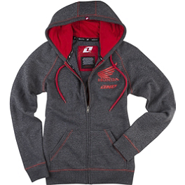 One Industries Women's Honda Signature Hoody - Factory Effex Women's Honda T-Shirt