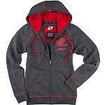 One Industries Women's Honda Signature Hoody - Motorcycle Womens Casual