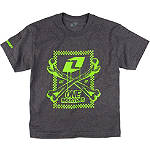 One Industries Youth Boned T-Shirt - One Industries ATV Youth T-Shirts