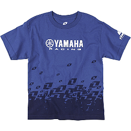 One Industries Youth Yamaha Repetition T-Shirt - New Ray Toys 1:12 Scale Rockstar Makita Suzuki Ryan Dungey Replica