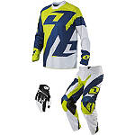 2014 One Industries Atom Combo - Traverse - Utility ATV Pants, Jersey, Glove Combos