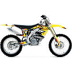 2014 One Industries FMF Graphic Kit - Suzuki - Suzuki RMZ450 Dirt Bike Graphics