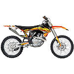 2014 One Industries FMF Graphic Kit - KTM - Dirt Bike Wheels