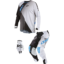 2014 One Industries Gamma Combo - Czar - Alpinestars Tech 8 Light Inner Booties