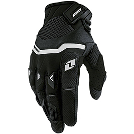 2014 One Industries Gamma Gloves - 2013 One Industries Battalion Gloves