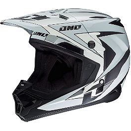 2014 One Industries Gamma Helmet - Regime - 2014 One Industries Gamma Helmet With MIPS - Raven
