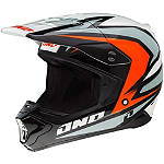 2014 One Industries Gamma Helmet - Raven - One Industries Dirt Bike Helmets and Accessories