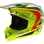 2014 One Industries Gamma Helmet With MIPS - Raven - Dirt Bike & Motocross Protection