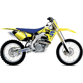 2014 One Industries Throwback Limited Edition Graphic Kit - Suzuki - 2014 One Industries Throwback Limited Edition Graphic Kit - Yamaha