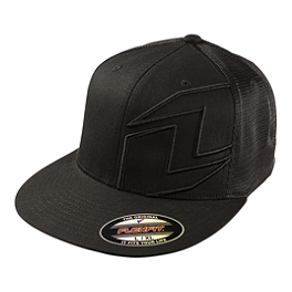 One Industries Flow FlexFit Hat - One Industries Message Flex Fit J-Fit Hat