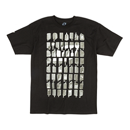 One Industries Pre Mix T-Shirt - One Industries Stacked T-Shirt