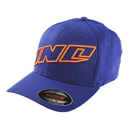 One Industries Race FlexFit Hat - One Industries TXT X-Fit Hat
