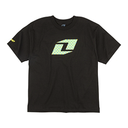 One Industries Youth Chex T-Shirt - Troy Lee Designs Youth Signature T-Shirt