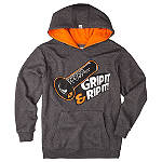 One Industries Youth Grip It Hoody - Utility ATV Youth Sweatshirts and Hoodies
