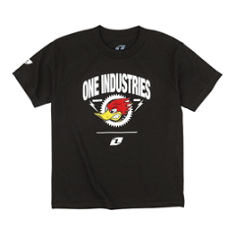One Industries Youth Speed T-Shirt - One Industries Youth Not So Micro T-Shirt