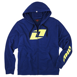 One Industries Icon FZ Full Zip Hoody - One Industries Icon FZ Hooded Fleece Jacket