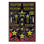 One Industries Rockstar Decal Sheet -