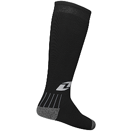2013 One Industries Youth Blaster Comp Socks - 2012 EVS Mini Option Knee Guards