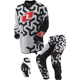 2013 One Industries Youth Carbon Combo - Labyrinth - 2013 Thor Youth Phase Combo - Volcom