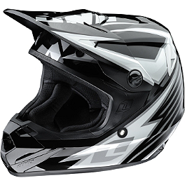 2013 One Industries Youth Atom Helmet - Bolt - 2013 Fox Youth V1 Helmet - Costa
