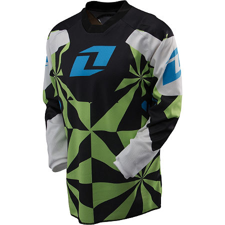 2013 One Industries Youth Carbon Jersey - Hypno - Main