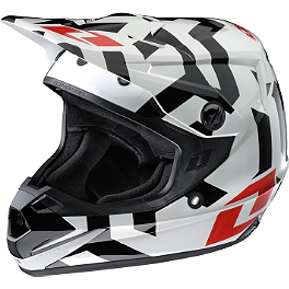 2013 One Industries Youth Atom Helmet - Labyrinth - 2013 Fox Youth V1 Helmet - Pestilence