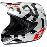 2013 One Industries Youth Atom Helmet - Labyrinth - Utility ATV Off Road Helmets