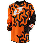 2013 One Industries Youth Carbon Jersey - Labyrinth - Dirt Bike Riding Gear
