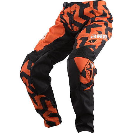 2013 One Industries Youth Carbon Pants - Labyrinth - Main