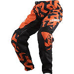 2013 One Industries Youth Carbon Pants - Labyrinth - One Industries In The Boot Utility ATV Pants