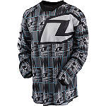 2013 One Industries Youth Carbon Jersey - Static - One Industries Dirt Bike Products