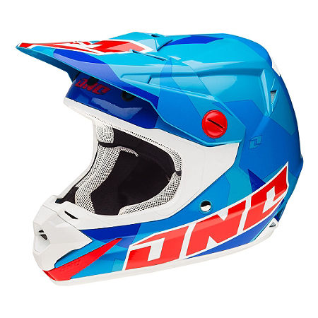 2014 One Industries Youth Atom Helmet - Camoto - Main