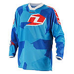 2014 One Industries Youth Atom Jersey - Camoto - Dirt Bike Riding Gear