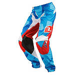 2014 One Industries Youth Atom Pants - Camoto - Utility ATV Riding Gear