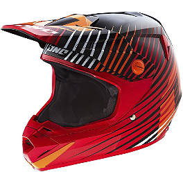 2014 One Industries Youth Atom Helmet - Fragment - 2014 Fox Youth V1 Helmet - Creepin