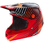 2014 One Industries Youth Atom Helmet - Fragment - Dirt Bike Riding Gear