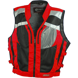 Olympia Nova 2 Safety Vest - Missing Link D.O.C. Reversible Safety Vest