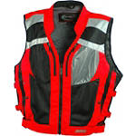 Olympia Nova 2 Safety Vest -  Dirt Bike Reflective Vests