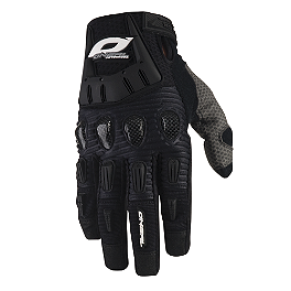 2014 O'Neal Butch Gloves - 2013 Troy Lee Designs Moto Gloves