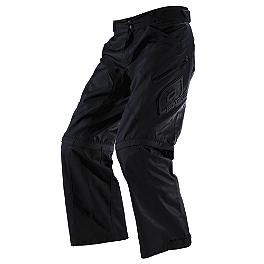 2014 O'Neal Apocalypse Pants - 2013 Scott Ergonomic TP Rain Pants