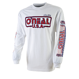 2014 O'Neal Demolition '85 Jersey - 2013 Troy Lee Designs GP Air Jersey - Team