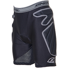 2014 O'Neal Protector Shorts - Troy Lee Designs Shock Doctor BP5605 Base Protective Shorts