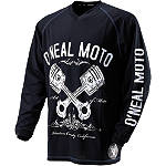 2014 O'Neal Apocalypse Jersey - Piston - O'Neal ATV Riding Gear