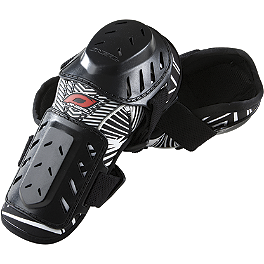 2013 O'Neal Pro III Elbow Guard - AXO Elbow Cups
