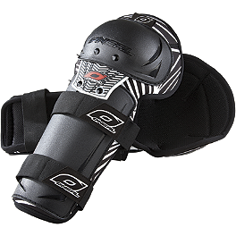 2014 O'Neal Pro III Knee Guards - 2013 Fox Titan Race Knee Guards