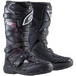 2014 O'Neal Women's Element Boots - GMAX Women's GM46X-1 Helmet - Core
