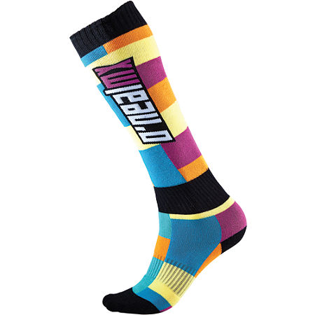 2014 O'Neal Women's Pro MX Socks - Main