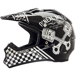 2014 O'Neal 5 Series Helmet - Piston - 2014 O'Neal 3 Series Helmet - Invader