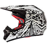 2013 O'Neal 7 Series Mayhem Helmet - Roots - ONEAL-PROTECTION Dirt Bike kidney-belts