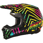 2014 O'Neal 8 Series Helmet - Switch - Cycle Case ATV Riding Gear
